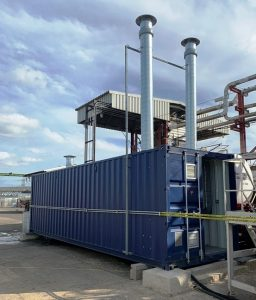 Containerised Tankwash