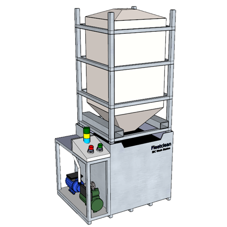 IBC Cleaning System